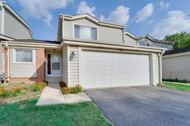 708 Scarborough Circle, Hoffman Estates, IL 60194 (MLS #11235758) :: Littlefield Group