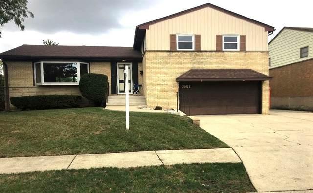 361 Concord Drive, Melrose Park, IL 60160 (MLS #11236155) :: John Lyons Real Estate