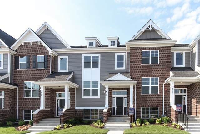 405 Filson Lot #23.03 Street, La Grange, IL 60525 (MLS #11237560) :: John Lyons Real Estate