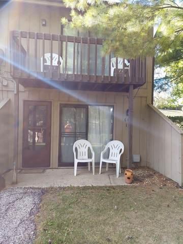 60 Aspen Colony #1, Fox Lake, IL 60020 (MLS #11237819) :: John Lyons Real Estate