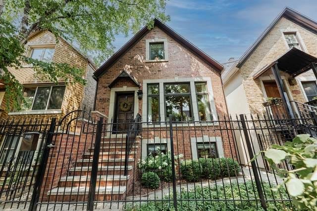 2322 W Dickens Avenue, Chicago, IL 60647 (MLS #11238448) :: John Lyons Real Estate