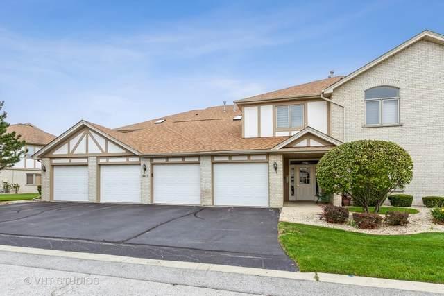 6412 Pine Trail Lane #1, Tinley Park, IL 60477 (MLS #11239003) :: John Lyons Real Estate