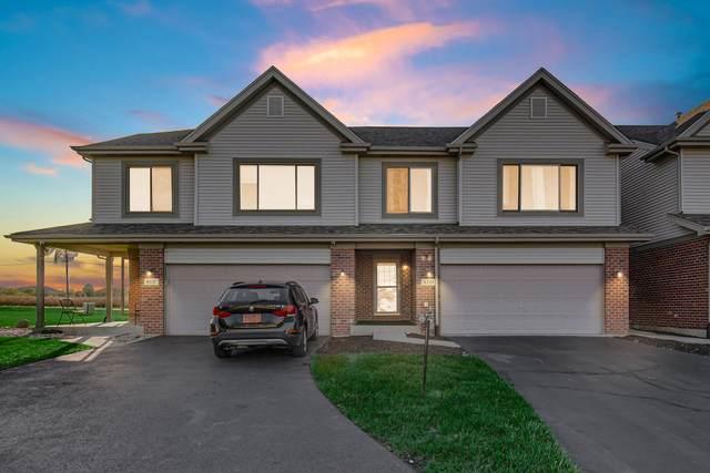 8339 W Chestnut Court #8339, Frankfort, IL 60423 (MLS #11239163) :: John Lyons Real Estate