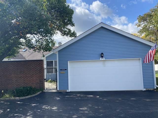 898 Dartmouth Drive, Wheaton, IL 60189 (MLS #11239499) :: Ryan Dallas Real Estate