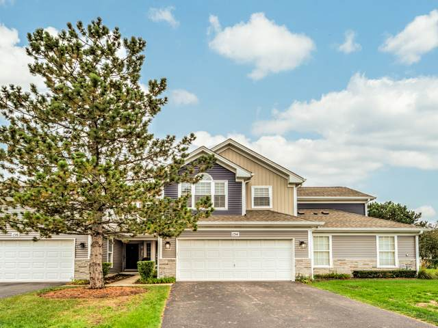 154 Millers Xing #154, Itasca, IL 60143 (MLS #11240030) :: Littlefield Group