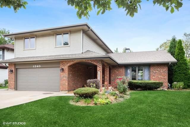 1240 Leeds Lane, Elk Grove Village, IL 60007 (MLS #11240854) :: John Lyons Real Estate