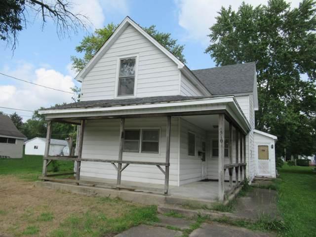 510 N 3rd Street, Hoopeston, IL 60942 (MLS #11241502) :: The Wexler Group at Keller Williams Preferred Realty
