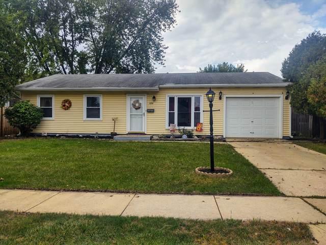 326 Eaton Avenue, Romeoville, IL 60446 (MLS #11241730) :: Littlefield Group
