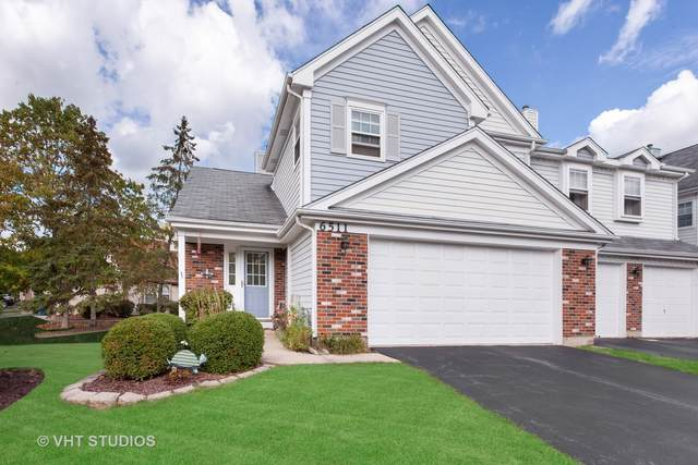 6511 Barclay Court, Downers Grove, IL 60516 (MLS #11242724) :: John Lyons Real Estate