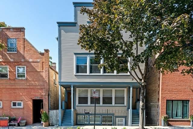 2302 N Leavitt Street #3, Chicago, IL 60647 (MLS #11242824) :: Touchstone Group
