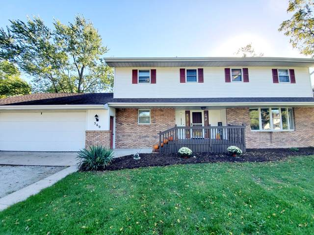 560 E Third Avenue, Clifton, IL 60927 (MLS #11242894) :: The Wexler Group at Keller Williams Preferred Realty