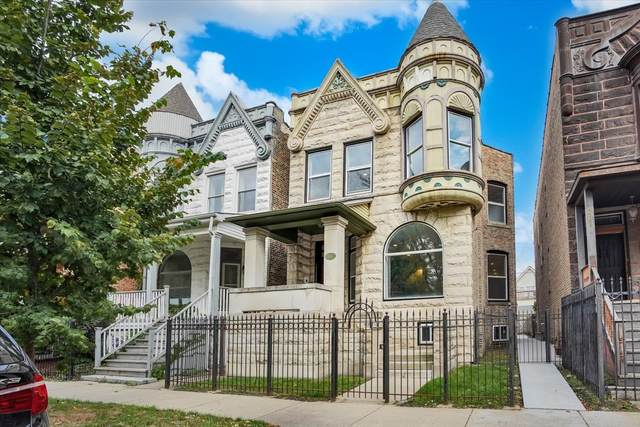 4567 S Lake Park Avenue, Chicago, IL 60653 (MLS #11243478) :: Carolyn and Hillary Homes
