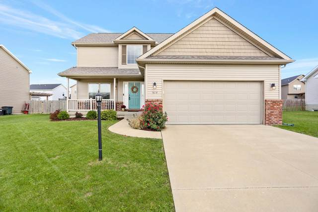 1606 E Timber Wolf Lane, Mahomet, IL 61853 (MLS #11243594) :: Rossi and Taylor Realty Group