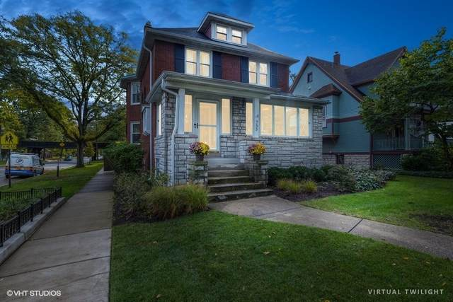 753 Forest Avenue, River Forest, IL 60305 (MLS #11245182) :: John Lyons Real Estate