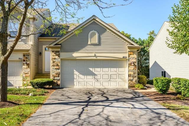 1837 Misty Ridge Lane #1837, Aurora, IL 60503 (MLS #11246355) :: John Lyons Real Estate
