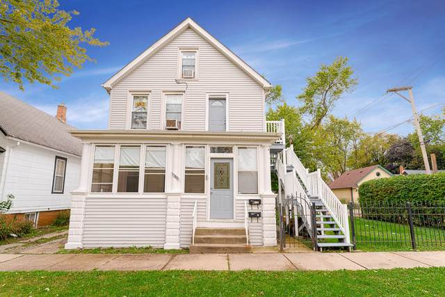 2543 Lewis Street, Blue Island, IL 60406 (MLS #11246695) :: The Wexler Group at Keller Williams Preferred Realty