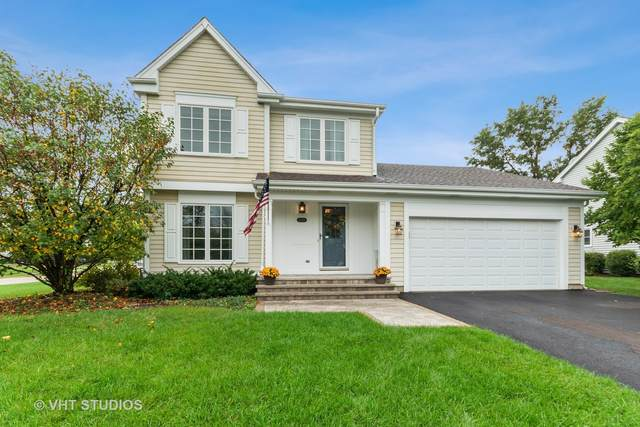 1063 Holly Circle, Lake Zurich, IL 60047 (MLS #11246728) :: Helen Oliveri Real Estate