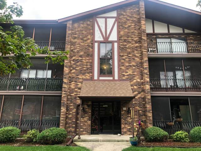 7937 Paxton Avenue 2A, Tinley Park, IL 60477 (MLS #11246990) :: Littlefield Group