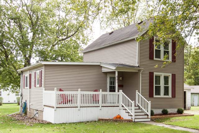 501 Sheridan Street, Chenoa, IL 61726 (MLS #11247165) :: Rossi and Taylor Realty Group
