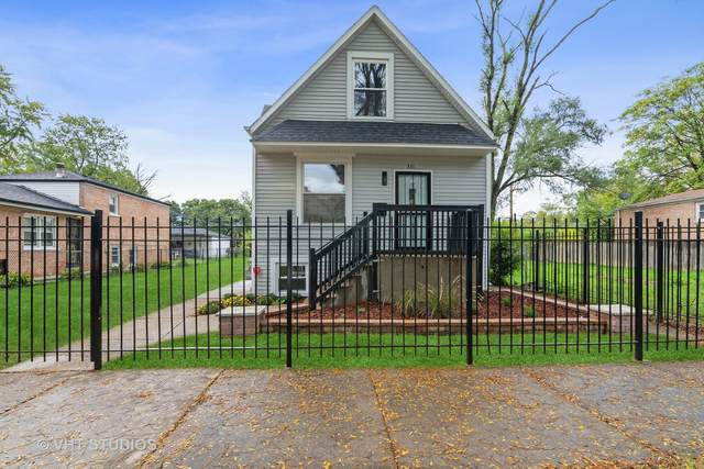 331 W 110th Street S, Chicago, IL 60628 (MLS #11247413) :: Littlefield Group