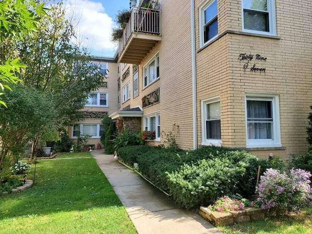 3907 N Central Avenue 1W, Chicago, IL 60634 (MLS #11247656) :: John Lyons Real Estate