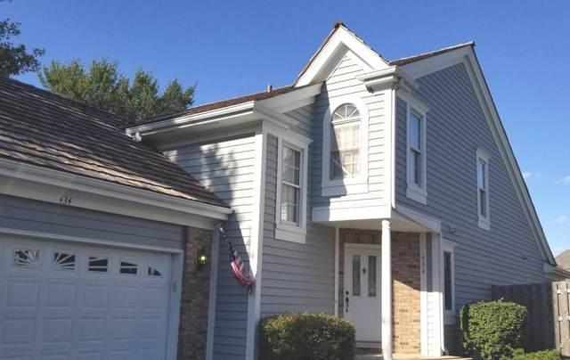 434 N Park Barrington Drive, Barrington, IL 60010 (MLS #11248432) :: The Wexler Group at Keller Williams Preferred Realty