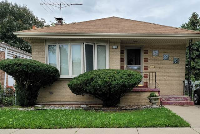 12528 S Lincoln Street, Calumet Park, IL 60827 (MLS #11248574) :: The Wexler Group at Keller Williams Preferred Realty