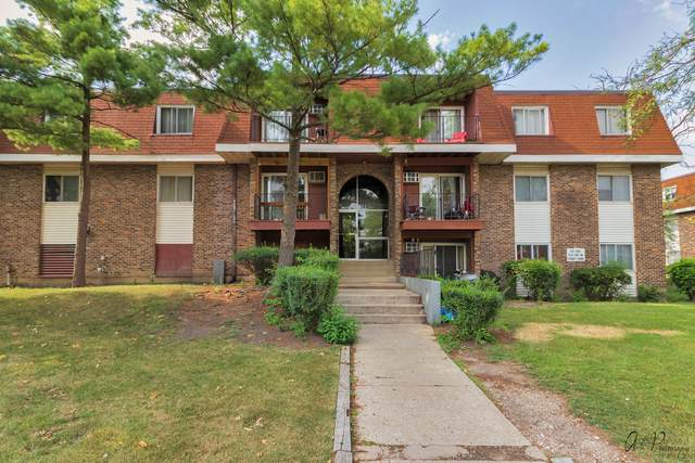 580 Hill Drive 3-101, Hoffman Estates, IL 60169 (MLS #11249194) :: John Lyons Real Estate