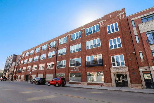 1725 W North Avenue #401, Chicago, IL 60622 (MLS #11249213) :: Carolyn and Hillary Homes