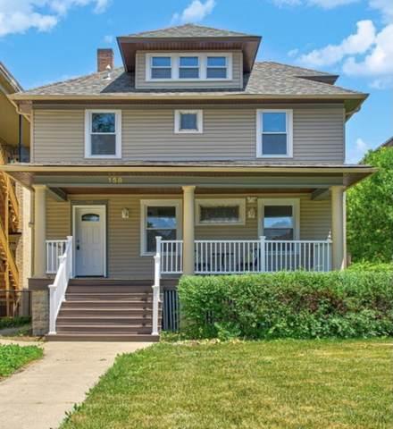 158 N Humphrey Avenue, Oak Park, IL 60302 (MLS #11249472) :: Carolyn and Hillary Homes