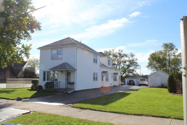 2441 Indiana Avenue, Lansing, IL 60438 (MLS #11249598) :: The Wexler Group at Keller Williams Preferred Realty