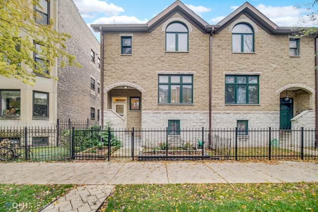 1133 E Hyde Park Boulevard A, Chicago, IL 60615 (MLS #11249631) :: The Wexler Group at Keller Williams Preferred Realty