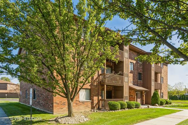 15805 Peggy Lane #5, Oak Forest, IL 60452 (MLS #11249789) :: John Lyons Real Estate