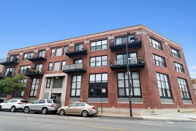 2161 N California Avenue #202, Chicago, IL 60647 (MLS #11250047) :: John Lyons Real Estate