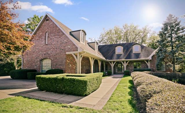 37 Sunset Road, Bloomington, IL 61701 (MLS #11250314) :: John Lyons Real Estate