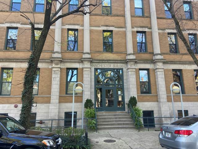 2035 W Charleston Street #105, Chicago, IL 60647 (MLS #11250564) :: Touchstone Group