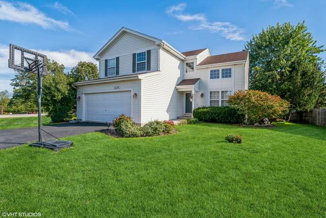 430 Gold Finch Circle, Lindenhurst, IL 60046 (MLS #11250603) :: The Wexler Group at Keller Williams Preferred Realty