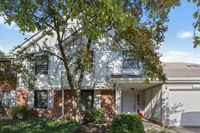 481 Elizabeth Drive #36, Wood Dale, IL 60191 (MLS #11250655) :: The Wexler Group at Keller Williams Preferred Realty