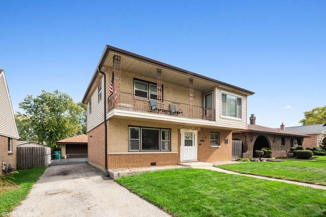 10631 Moody Avenue, Chicago Ridge, IL 60415 (MLS #11251255) :: The Wexler Group at Keller Williams Preferred Realty