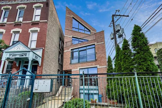 1142 N Winchester Avenue #3, Chicago, IL 60622 (MLS #11252242) :: Lewke Partners - Keller Williams Success Realty