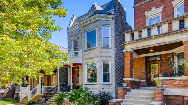 2619 N Albany Avenue, Chicago, IL 60647 (MLS #11252263) :: Janet Jurich
