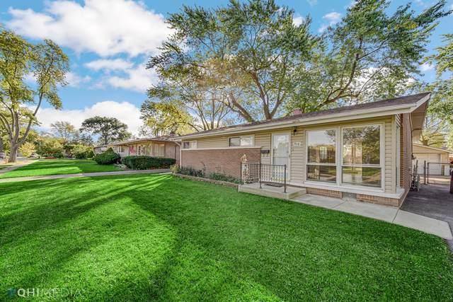 315 E Alden Drive, Addison, IL 60101 (MLS #11252341) :: The Wexler Group at Keller Williams Preferred Realty