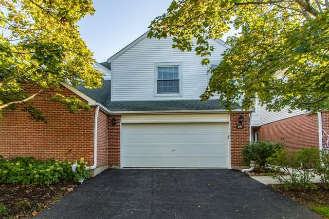 151 Huntington Street 21-C-E, Lake Bluff, IL 60044 (MLS #11252367) :: Janet Jurich