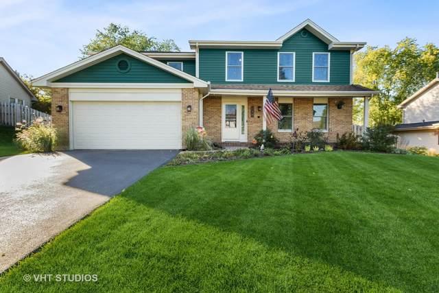 540 Eagle Ridge Lane, Algonquin, IL 60102 (MLS #11252559) :: John Lyons Real Estate