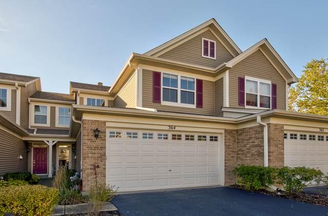 364 Chesapeake Lane, Oswego, IL 60543 (MLS #11253182) :: The Wexler Group at Keller Williams Preferred Realty