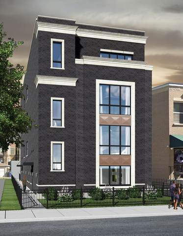 2250 W Jackson Boulevard #4, Chicago, IL 60612 (MLS #11253651) :: Janet Jurich