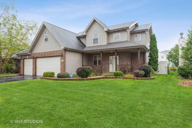 25734 S Truman Street, Monee, IL 60449 (MLS #11256056) :: NextHome Select Realty