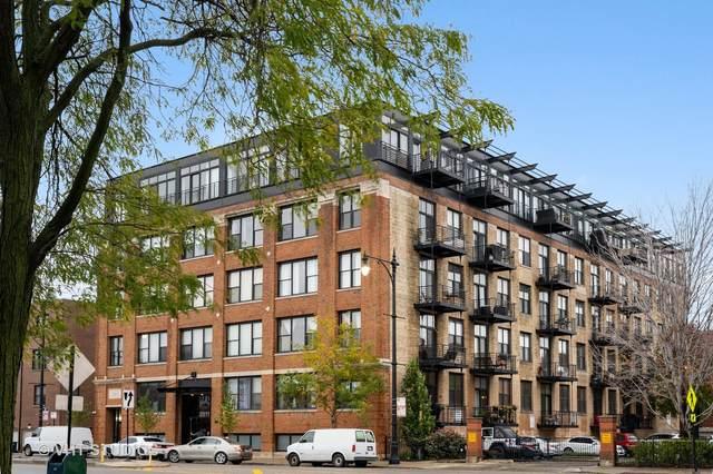 2911 N Western Avenue #501, Chicago, IL 60618 (MLS #11256530) :: Littlefield Group