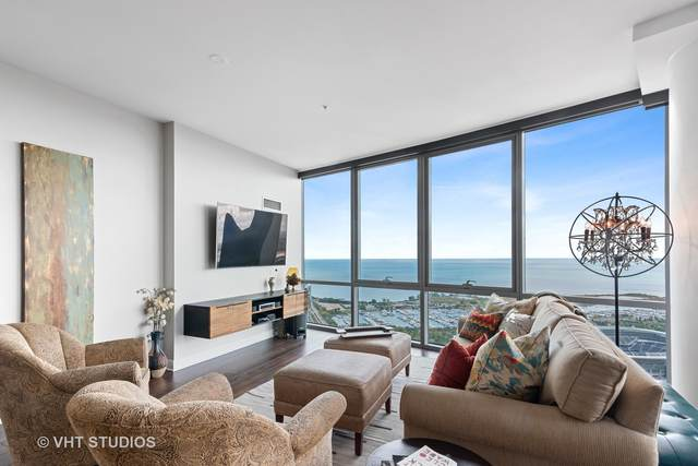 1201 S Prairie Avenue #5305, Chicago, IL 60605 (MLS #10892415) :: Helen Oliveri Real Estate