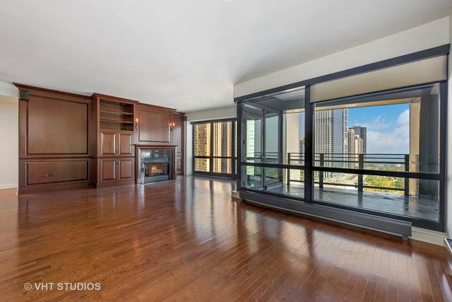 130 N Garland Court #2111, Chicago, IL 60602 (MLS #10917130) :: Ryan Dallas Real Estate